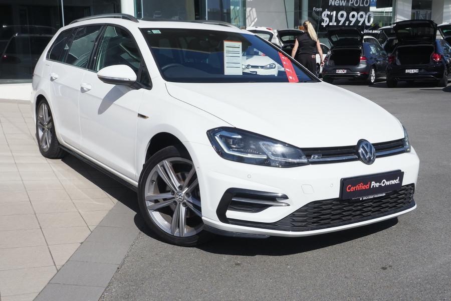 2018 MY19 Volkswagen Golf 7.5 MY19 110TSI Wagon