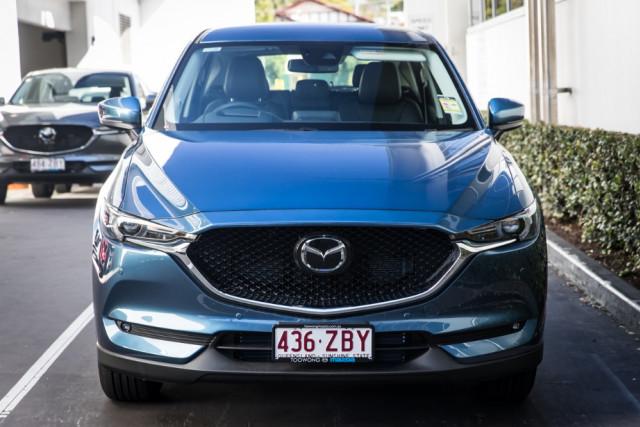 2018 Mazda CX-5 KF Touring Suv Image 3