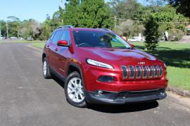 Jeep Cherokee Wagon KL
