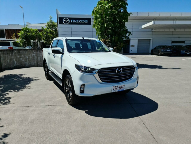 2020 MY21 Mazda BT-50 TF XTR 4x4 Pickup Utility Mobile Image 3