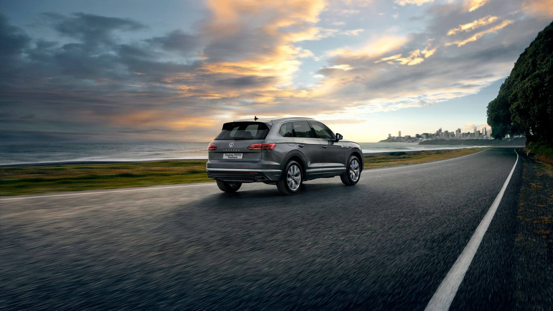 Touareg <strong>Touareg</strong><br>Luxury as standard