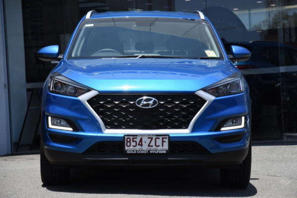 2018 MY19 Hyundai Tucson TL3 Go Hatchback Image 2