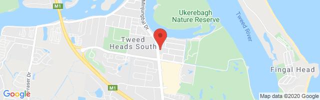 Victory MG - Tweed Heads South Map