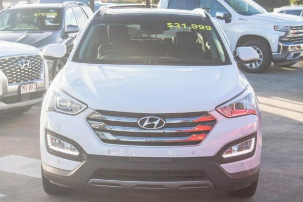 2015 Hyundai Santa Fe DM MY15 Highlander CRDi (4x4) Suv Image 3