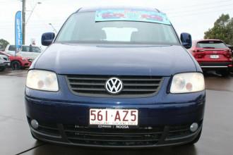 2010 Volkswagen Caddy 2K MY10 Wagon Life Maxi DSG Wagon Image 3