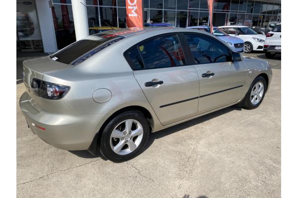 2008 Mazda 3 BK10F2  Neo NEO SPORT Sedan Image 4
