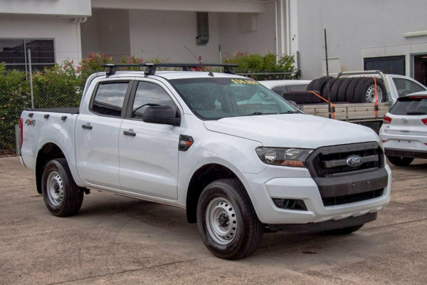2017 Ford Ranger PX MkII MY17 Update XL 3.2 (4x4) Crew cab utility Image 5