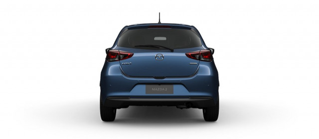 2021 MY20 Mazda 2 DJ Series G15 Pure Hatchback Mobile Image 15