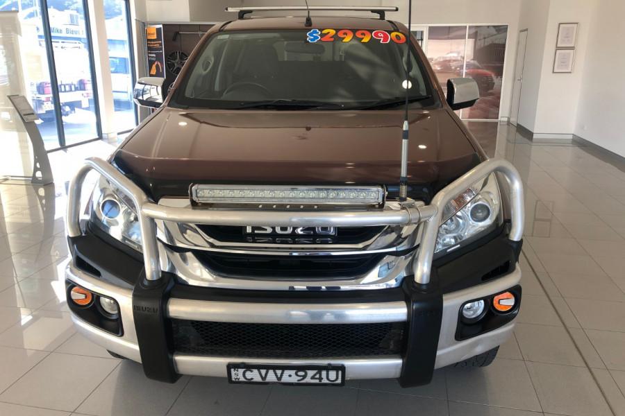 2014 Isuzu Ute MU-X MY14 LS-U Wagon