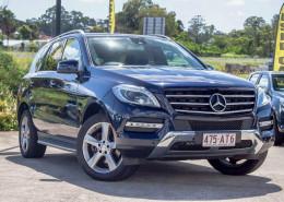 Mercedes-Benz ML250 CDI BlueTEC 4x4 166