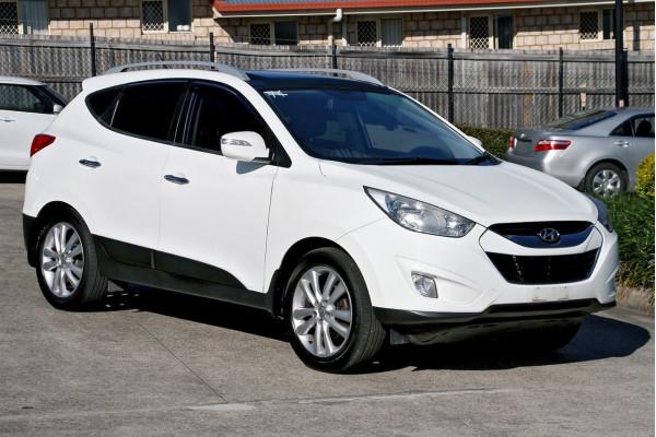 2011 Hyundai ix35 LM MY11 Highlander Wagon Image 3