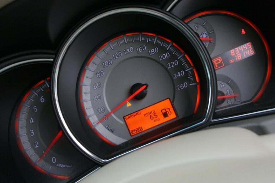 2009 Nissan Murano Z51 TI Wagon