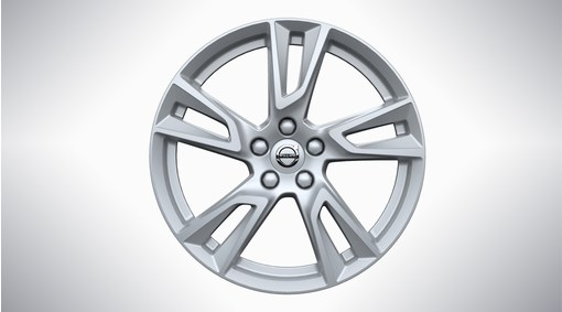 "18"" 5-Double Spoke Silver Alloy Wheel - 148"