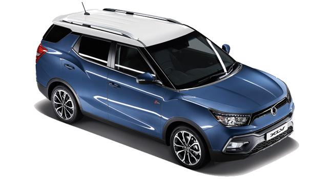 2018 SsangYong Tivoli XLV X100 ELX Suv