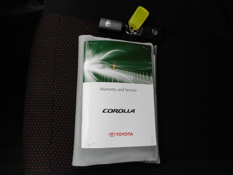 2010 MY11 Toyota Corolla ZRE152R  Levin ZR Hatchback Image 20