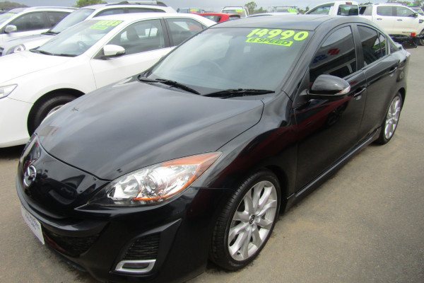 2009 Mazda 3 BL10L1 SP25 Sedan