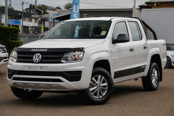 2019 MY20 Volkswagen Amarok 2H Core Utility