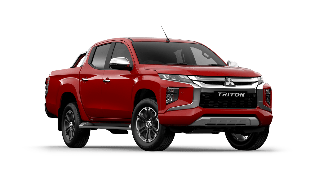 19MY TRITON GLS DOUBLE CAB 4WD DIESEL MANUAL