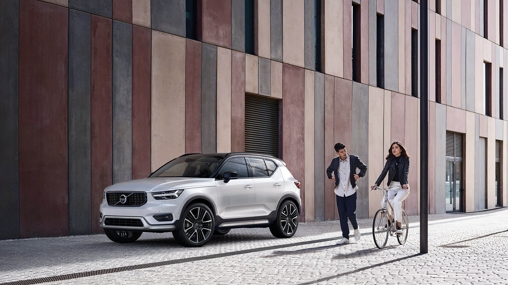 Accessories for the XC40 Image