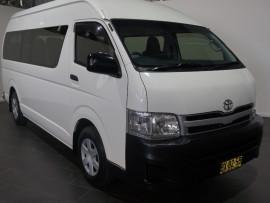 Toyota Hiace Commuter KDH223R Turbo
