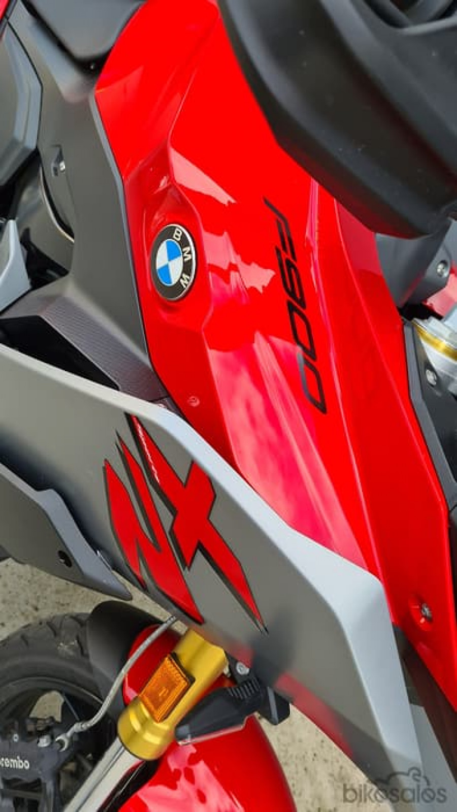 2020 BMW F 900 F XR Tour Motorcycle Image 5