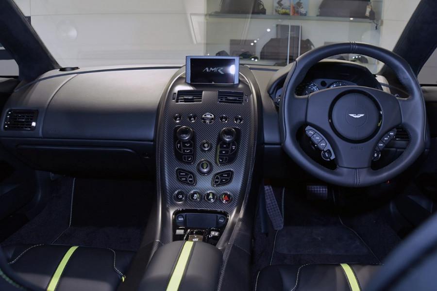 2019 Aston martin Rapide AMR 6.0L V12 8Spd Auto Sedan Mobile Image 14