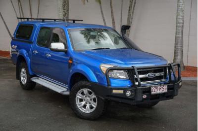 2011 Ford Ranger PK XLT Utility Image 2