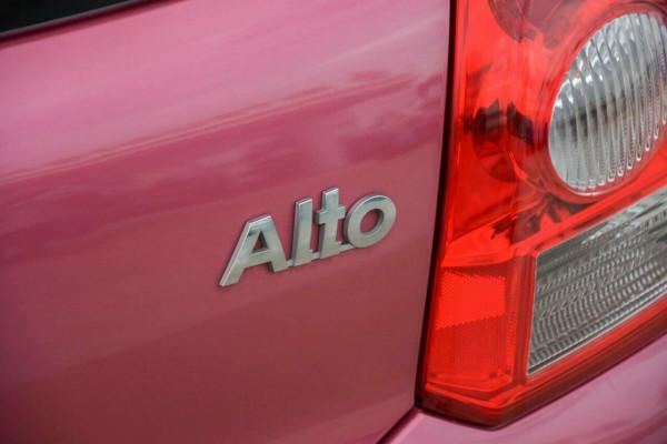 2013 Suzuki Alto GF GL Hatchback Image 4