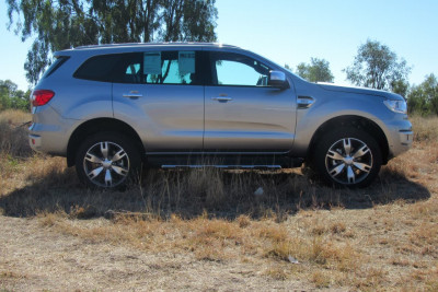 2017 Ford Everest UA Titanium Suv