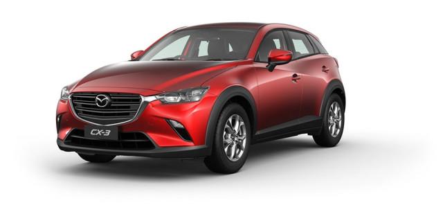 2021 MY0  Mazda CX-3 DK Maxx Sport Suv Mobile Image 2