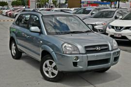 Hyundai Tucson City JM
