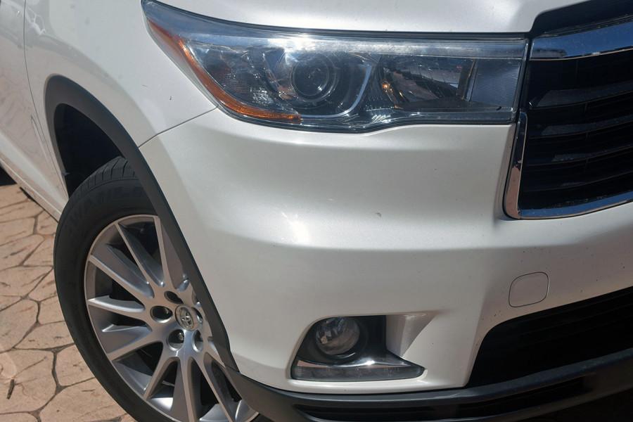 2014 Toyota Kluger GSU55R Grande Suv