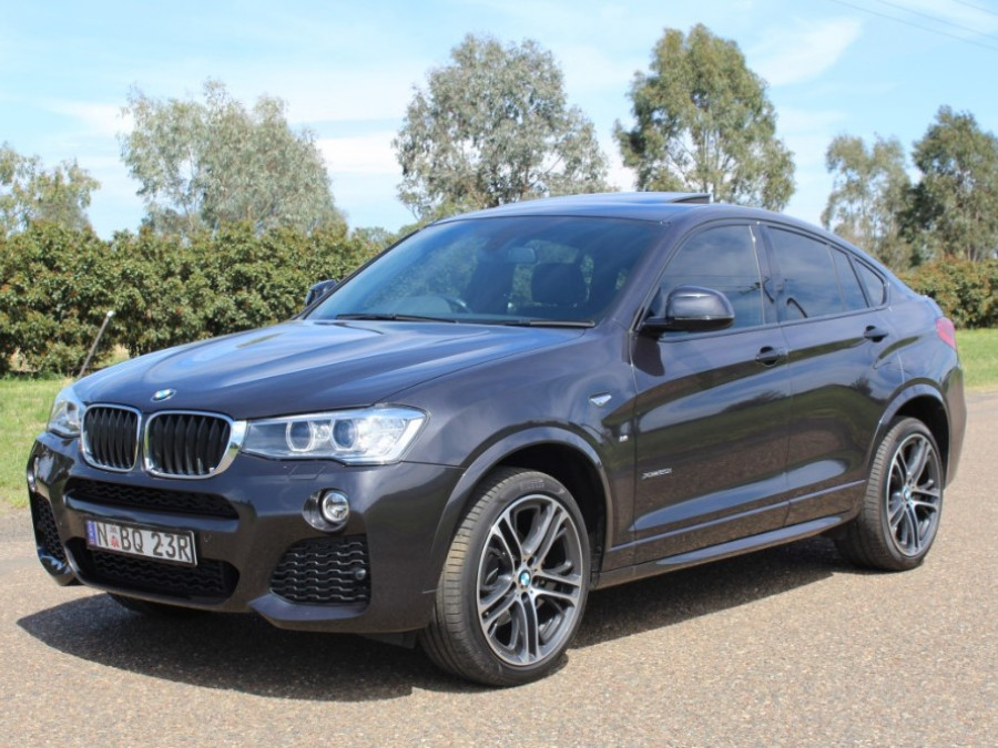2016 BMW F26 F26 xDrive20i Wagon