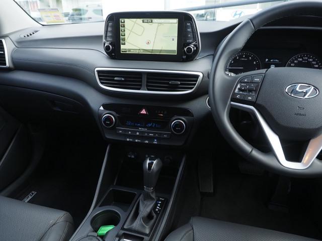 2019 MY20 Hyundai Tucson TL3 Elite Suv Image 11