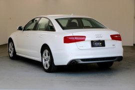 2013 MY14 Audi A6 4G MY14 Sedan Image 3