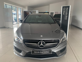 2015 MY55 Mercedes-Benz Cla-class C117 805+055MY CLA200 Coupe