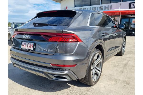 2019 Audi Q8 4M  55 TFSI Suv Image 5