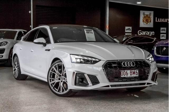 2020 Audi A5 F5 MY20 45 TFSI S line Hatchback