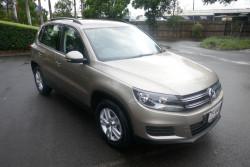 Volkswagen Tiquan 118TSI 5N