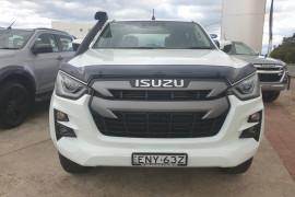 2021 Isuzu UTE D-MAX RG LS-M 4x4 Crew Cab Ute Utility Mobile Image 2