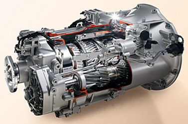 Axor The right choice for every task - application-specific transmissions