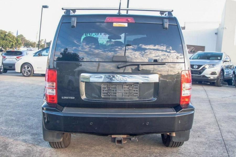 2011 Jeep Cherokee KK Limited 70th Anniversary (4x4) Suv