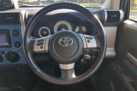 2013 Toyota Fj Cruiser GS 5dr Wagon