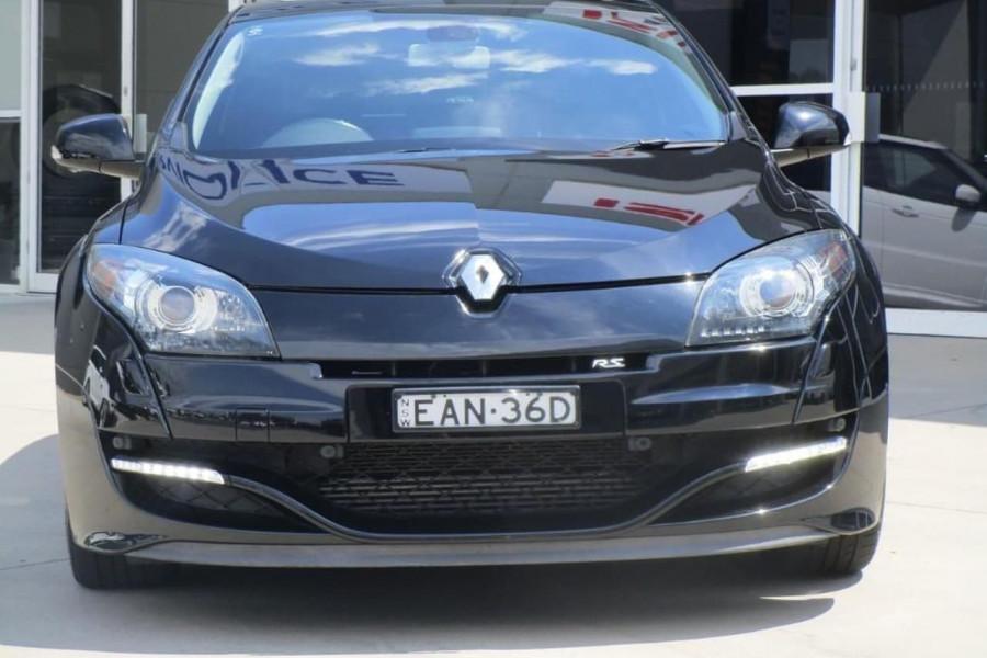 2013 Renault Megane III B32 MY12 DYNAMIQUE Hatchback