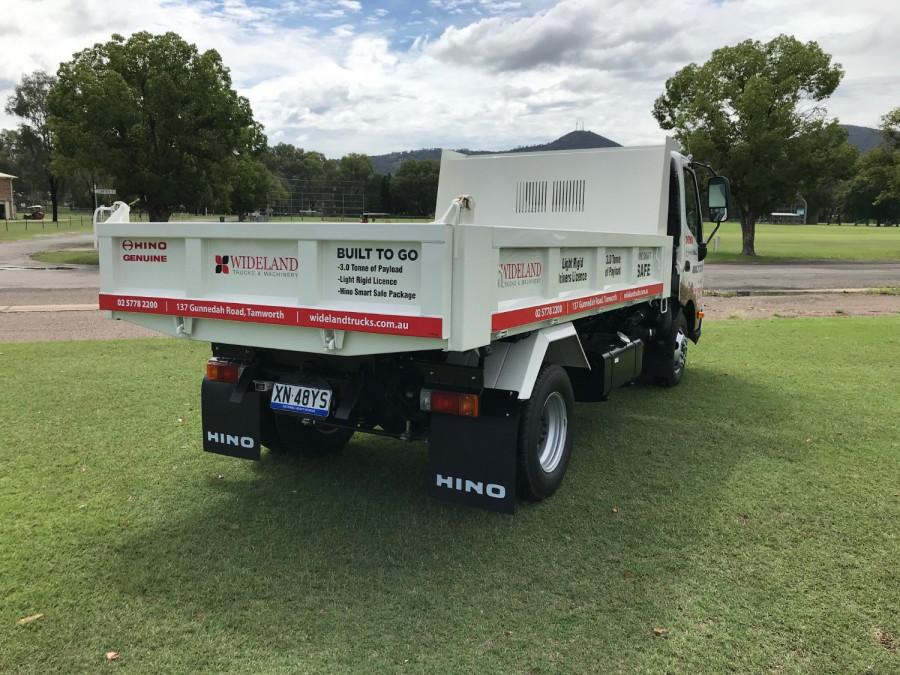 2021 Hino 717 Mt 3430 Wide Tip 717 MT 3430 Truck Image 7