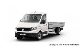 Volkswagen Crafter Single Cab Chassis SY1