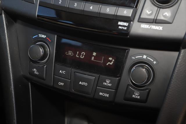 2012 Suzuki Swift FZ Sport Hatchback Image 20