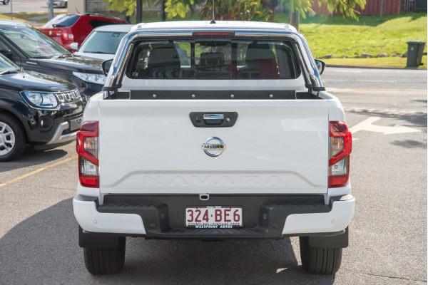 2021 Nissan Navara D23 Dual Cab ST-X Pick Up 4x4 Utility Image 4