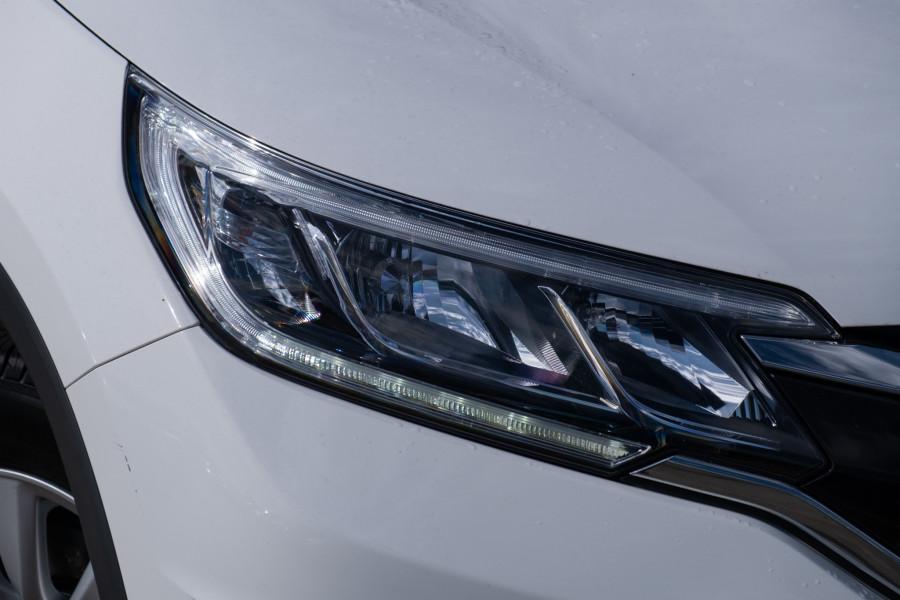 2017 Honda CR-V RM Series II  VTi Suv Image 3