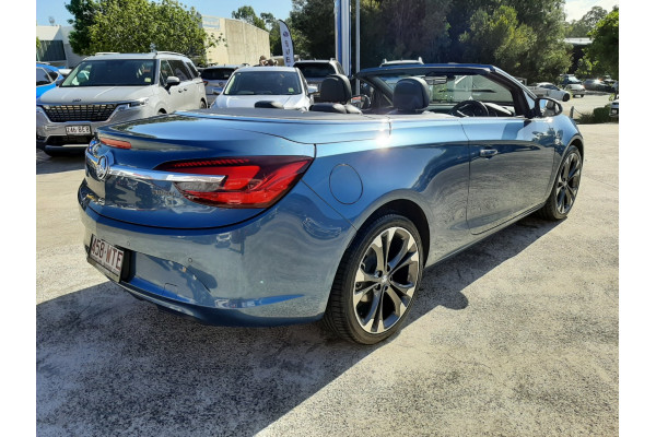 2015 MY16 Holden Cascada CJ  Convertible Image 5